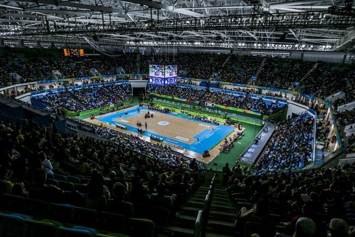 Sucesso de público: mais de 8,3 milhões de ingressos foram vendidos nos Jogos Olímpicos e Paralímpicos. Foto: Danilo Borges/ME