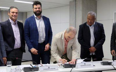 Ministério do Esporte e COB assinam Termo de Ajustamento de Conduta