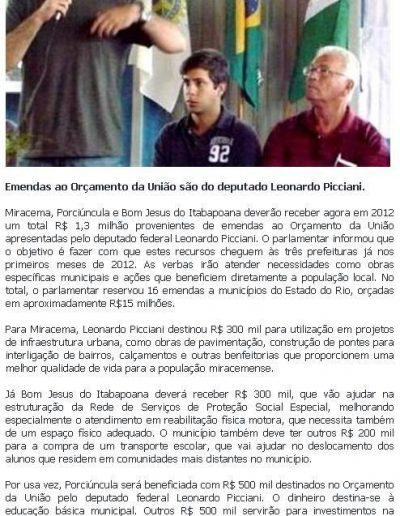 2011.12.21 Canal Imprensa