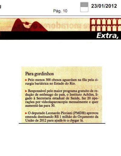 2012.01.23 - Extra - Coluna da Bere