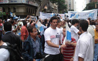 Leonardo Picciani diz que redistribuição dos royalties é linchamento contra o Rio