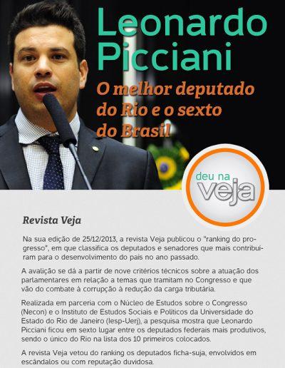 Veja Rio | Melhor deputado 2013