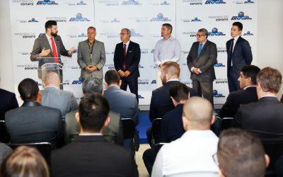 Curso de Avaliação de Risco em Estádios de Futebol é lançado pelo Ministério do Esporte