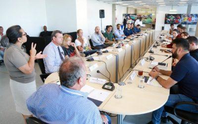 Comissão Nacional de Atletas quer ampliar representatividade de esportistas nas confederações