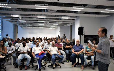Ministério do Esporte lança 84 núcleos do Esporte e Cidadania Para Todos no Rio de Janeiro