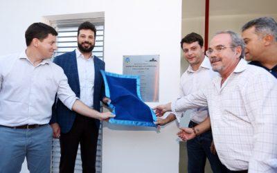 Ministro do Esporte inaugura Centro de Iniciação ao Esporte em Petrópolis