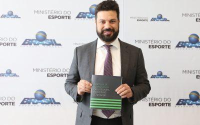 Ministério do Esporte lança Cartilha de Governança em Entidades Esportivas