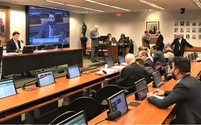 Deputado Leonardo dá parecer contrário à tramitação de PECs durante intervenção federal