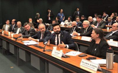 Deputado Leonardo sai em defesa do esporte nacional contra a MP 841/18